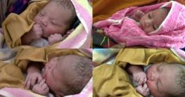 বঙ্গবন্ধুর জন্মদিনে জন্ম নেয়ায় চার শিশুর নাম মুজিব-রেনু