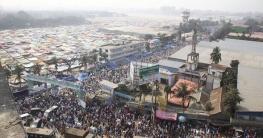 বিশ্ব ইজতেমার দ্বিতীয় পর্ব : লাখো মানুষ অংশ নিচ্ছেন জুমায়