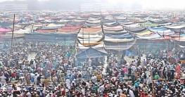 যশোরে জোড় ইজতেমায় ২০ জেলার মুসল্লিরা