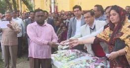 নতুন মজুরি কমিশন স্লিপ পেয়ে খুশিতে আত্মহারা খুলনার পাটকল শ্রমিকরা