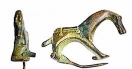 রোমান যুগের চুলের ক্লিপ