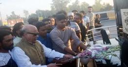 খালেদা জিয়ার জামিনের বিষয়টি আদালতের : নাসিম
