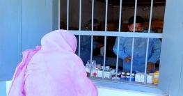 ঠাকুরগাঁওয়ে বিনামূল্যে সেনাবাহিনীর চিকিৎসা সহায়তা কার্যক্রম