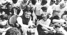 পাকিস্তানের কারাগার থেকে যেভাবে মুক্ত হলেন বঙ্গবন্ধু