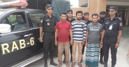 খুলনায় জঙ্গি সংগঠন 'আল্লাহর দল'র ৩ সদস্য আটক
