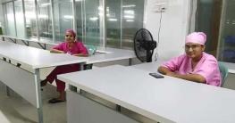 দেশের প্রথম ফিল্ড হাসপাতালে করোনার চিকিৎসা শুরু