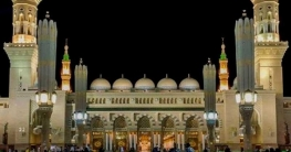 সীমিত মুসল্লির অংশগ্রহণে মসজিদে নববীতে তারাবি চলবে