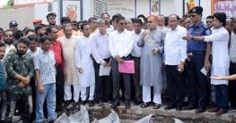 চাঁদপুর-হাইমচরে নদীভাঙন রক্ষায় ১১শ' কোটি টাকার প্রকল্প