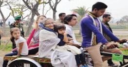 গ্লোবাল চলচ্চিত্র উৎসবে 'হাসিনা : অ্যা ডটারস টেল'
