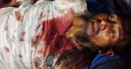দিঘলিয়ায় আ.লীগ কর্মীকে হত্যার পর পা কেটে নিয়েছে সন্ত্রাসীরা