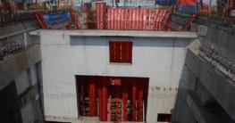 কর্ণফুলী টানেল নির্মাণে ৪৫ শতাংশ অগ্রগতি