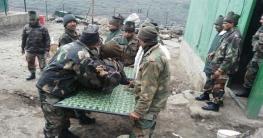কাশ্মীরে বিস্ফোরণে ভারতীয় সেনা নিহত, আহত ২