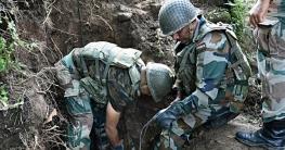 কাশ্মীরে গোলাগুলি, ভারতীয় সেনা অফিসার নিহত