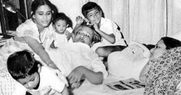 শেখ রাসেল : শিউলি-গন্ধরাজ এবং নবান্নের হাসি