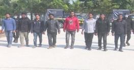 'আল্লাহর দল'র খুলনা লবণচরা থানা নায়েকসহ ৮ জঙ্গি আটক