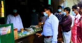 ডুমুরিয়ায় ভ্রাম্যমান আদালতে ২৫হাজার ৫শত টাকা জরিমানা