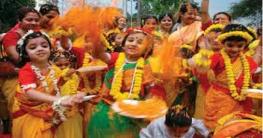 বাজার কালিবাড়ি মন্দিরে দোল উৎসব