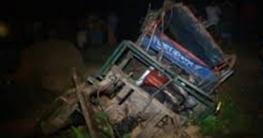 ডুমুরিয়ায় পিকআপ-নসিমন সংঘর্ষে চালক নিহত