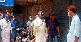 পাইকগাছা পৌরসভায় বিধিনিষেধের দ্বিতীয় দিনে কঠোর নজরদারি