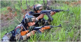 কাশ্মিরে ভারতীয় ৯ সেনা নিহত