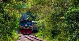 রাঙামাটিরপাহাড়ে চলবে রেল গাড়ী